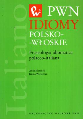 IDIOMY POLSKO - WŁOSKIE