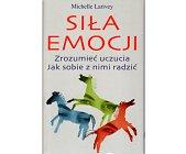 Szczegóły książki SIŁA EMOCJI