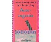 Szczegóły książki AUTOSUGESTIA