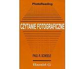 Szczegóły książki CZYTANIE FOTOGRAFICZNE