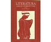 Szczegóły książki LITERATURA GRECJI STAROŻYTNEJ - 2 TOMY