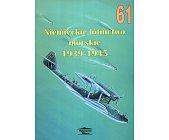 Szczegóły książki NIEMIECKIE LOTNICTWO MORSKIE 1939-1945 (NR 61)