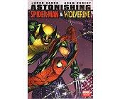 Szczegóły książki ASTONISHING SPIDER-MAN & WOLVERINE