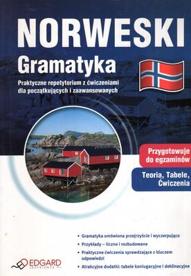 NORWESKI - GRAMATYKA