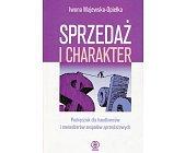 Szczegóły książki SPRZEDAŻ I CHARAKTER