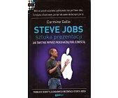 Szczegóły książki STEVE JOBS - SZTUKA PREZENTACJI