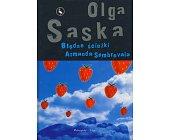 Szczegóły książki BŁĘDNE ŚCIEŻKI ARMANDA SOMBREVALA