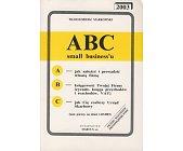 Szczegóły książki ABC SMALL BUSINESS'U