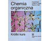 Szczegóły książki CHEMIA ORGANICZNA. KRÓTKI KURS